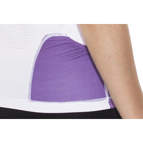 Compressport TR3 Triathlon Tank Top Irnmn Edition Women, stripes purple
